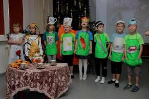 Дебют школы сказка Федорино горе в исполнении первоклассников